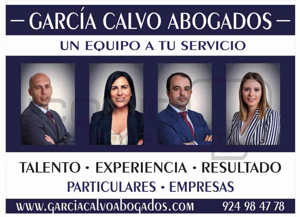 García Calvo Abogados derecho de familia divorcio Almendralejo